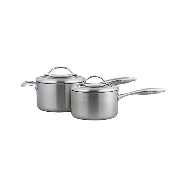 Scanpan® CTX Saucepans with Lids