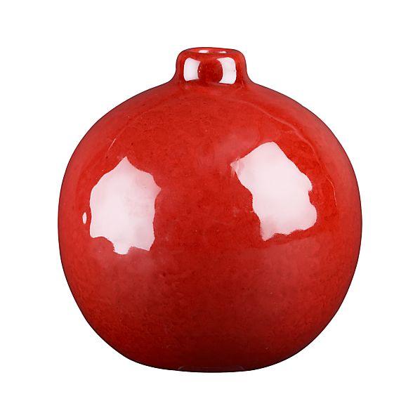 Scarlett Round Mini Vase