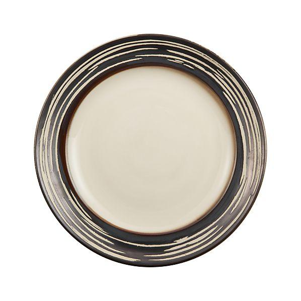 Scavo Swirl Round Platter