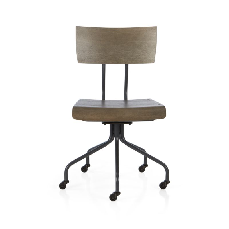 Home Office Chairs. Computer and Desk Chairs | Crate and Barrel