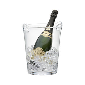 Scissor Cut Wine and Champagne Cooler