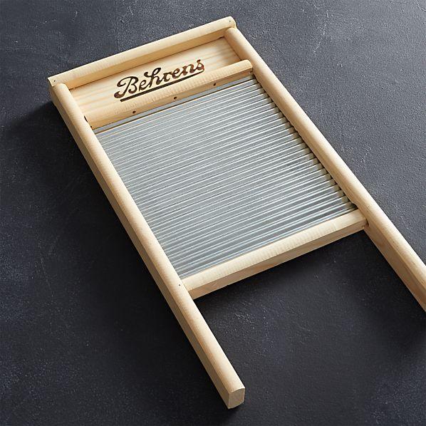 Scrub Board