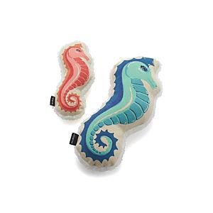 Seahorse Plush Dog Toys