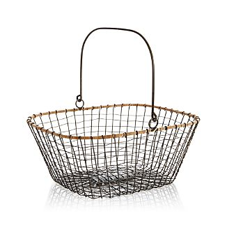 Seaside Serving Basket