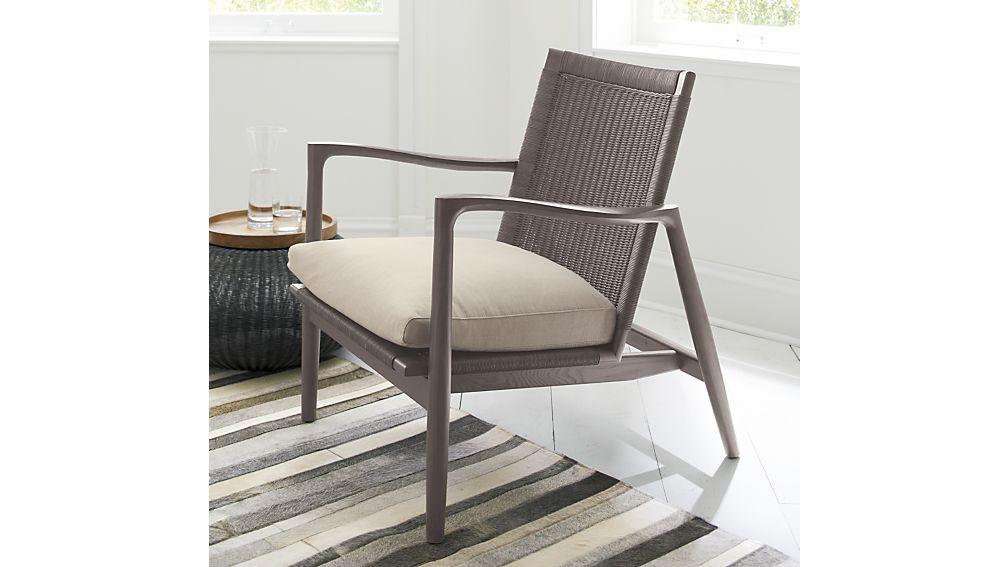 Sebago Chair with Cushion