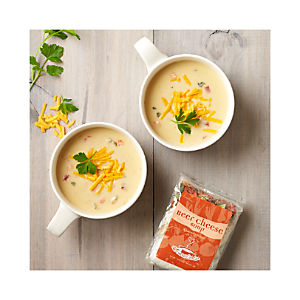 Secret Garden Beer Cheese Soup