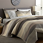 Sedona Grey Full/Queen Quilt.