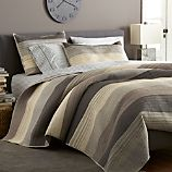 Sedona Grey Full/Queen Quilt