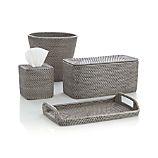 Sedona Grey Bath Accessories