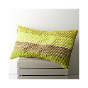 Sedona Green King Sham