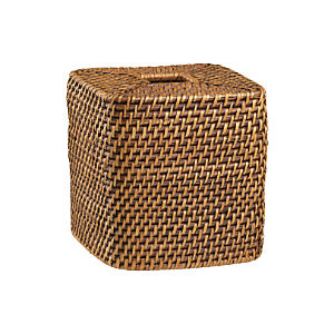 Sedona Square Tissue Box