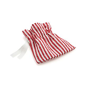 Seersucker Red Flatware-Goodie Pouch