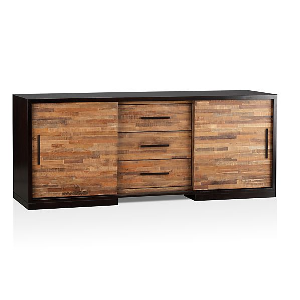 "Sale alerts for Crate&Barrel Seguro 68"" Media Console - Covvet"