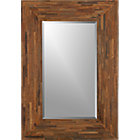 Seguro Rectangular Wall Mirror.