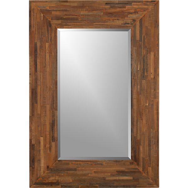 Seguro Rectangular Wall Mirror