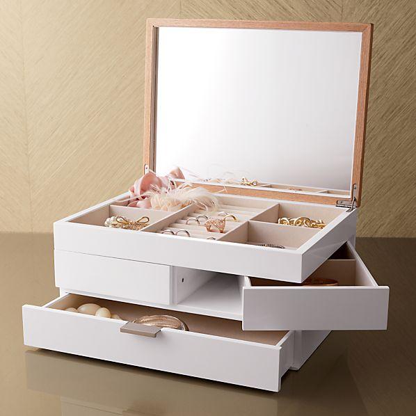 Selma Jewelry Box