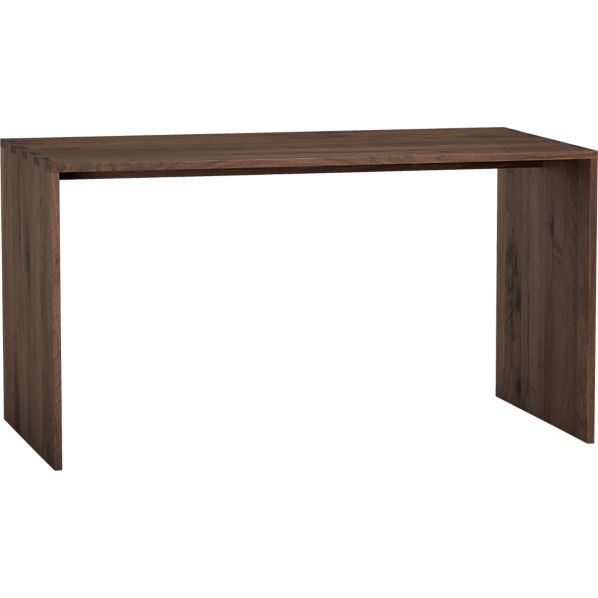 "Sentry II Walnut 55"" Work Table"