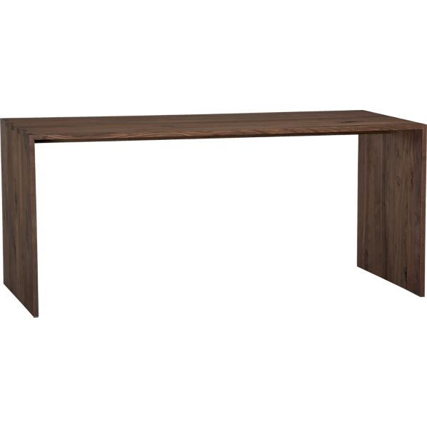 "Sentry II Walnut 68"" Work Table"