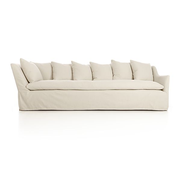 "Slipcover Only for Serene 112"" Right Arm Corner Sofa"