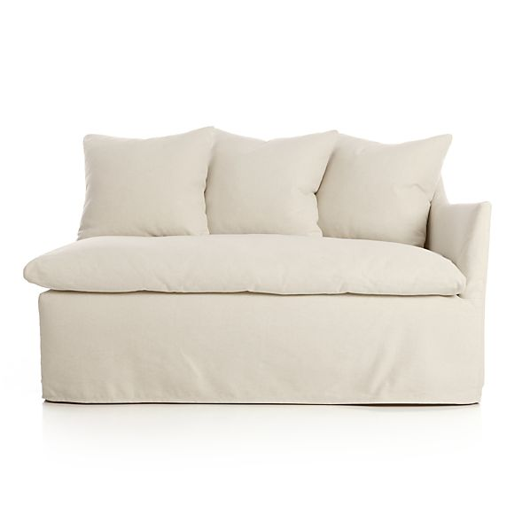 Slipcover Only for Serene Right Arm Loveseat