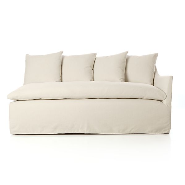 Slipcover Only for Serene Right Arm Sofa