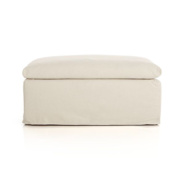 Slipcover Only for Serene Ottoman and a Half
