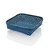 Medium Blue Serving Basket
