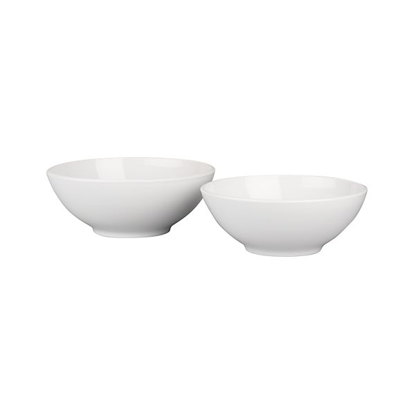 "2-Piece 9.7""-10.5"" ser Bowl Set"