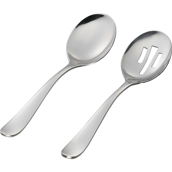 Serving Spoons Set of Two