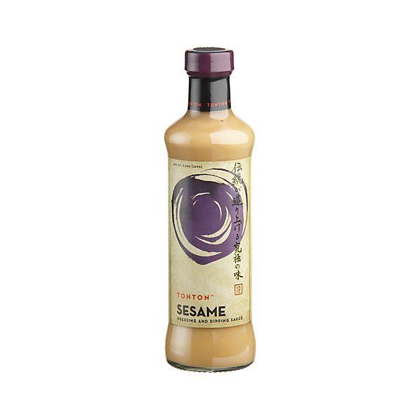 Sesame Dressing & Dipping Sauce