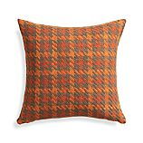 "Seville Orange 18"" Pillow with Down-Alternative Insert"