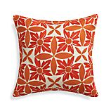 "Shea 20"" Pillow with Down-Alternative Insert"