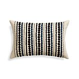"Shelton 18""x12"" Pillow with Feather-Down Insert"