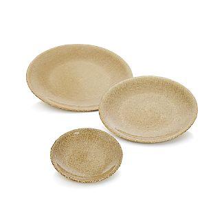Shimmer Gold Dinnerware