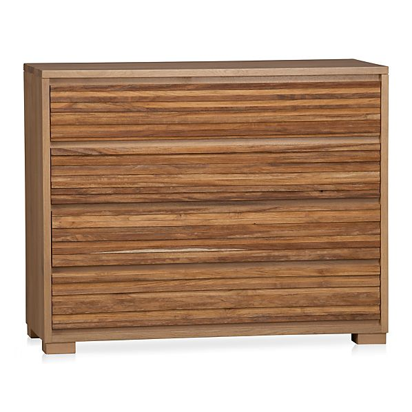 Sierra Four-Drawer Chest