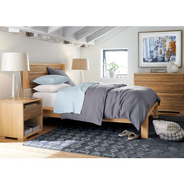 Sierra Bed Crate And Barrel