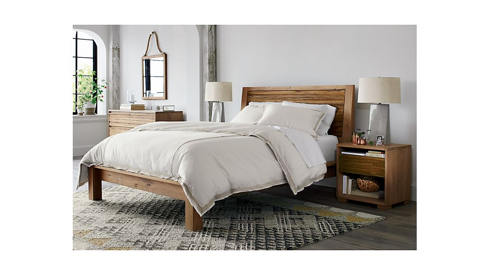 Sierra Queen Bed