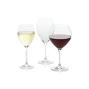 Silhouette Wine Glasses