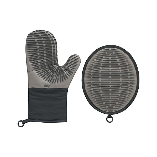 OXO ® Silicone Oven Mitt and Pot Holder