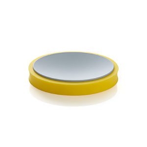 Silicone Yellow Spoon Rest