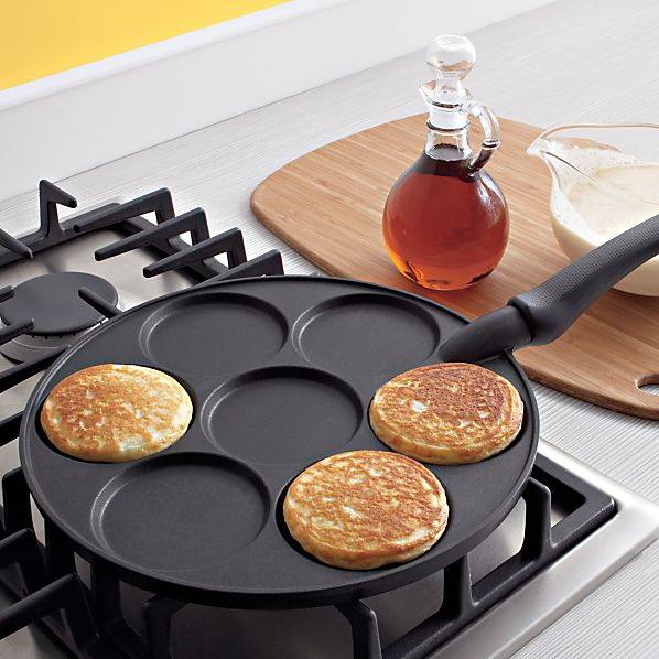 Silver Dollar Pancake Pan Crate And Barrel