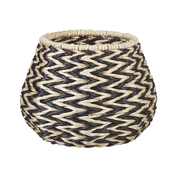 Simba Chevron Basket
