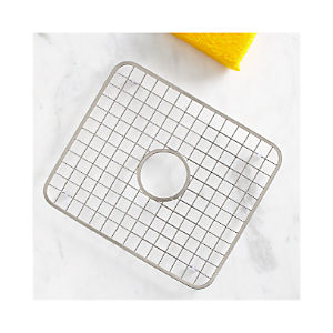 Stainless Steel Sink Grid with Hole