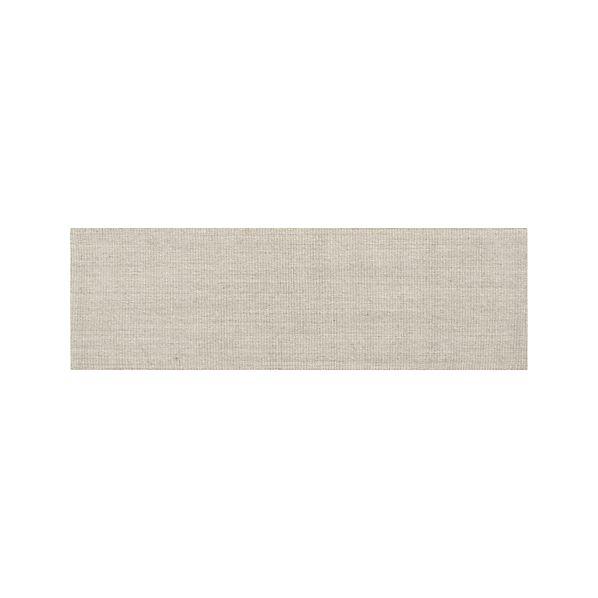 Sisal Linen 2.5'x8' Runner