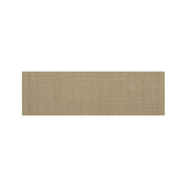 Sisal Almond 2.5'x8' Runner
