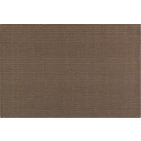 Sisal Chocolate Rug 6x9