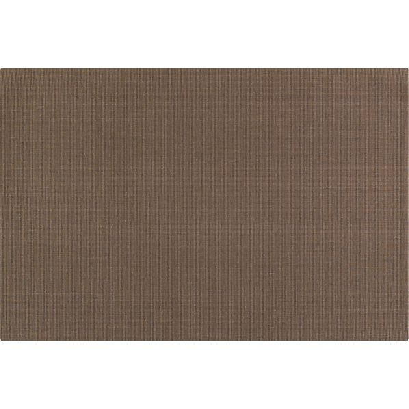Sisal Chocolate Rug 6'x9'