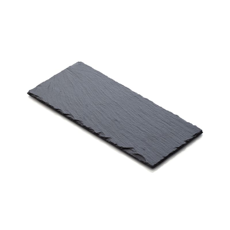 "Slate 12""x5.5"" Cheese Board"