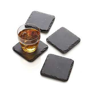 Slate Coasters Set of Four