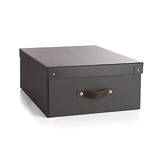 Small Slate Storage Box